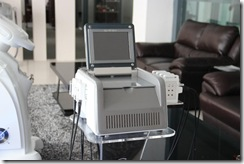 Laser Lipo Free Standing Unit